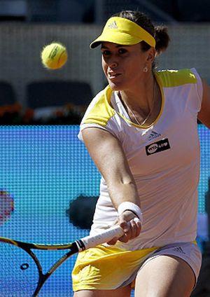 Anabel Medina, récord Guinness, tenista en activo con más títulos en tierra