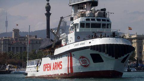 El Open Arms zarpa hacia las islas griegas