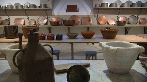 Las cocinas del Palacio Real se abren al público
