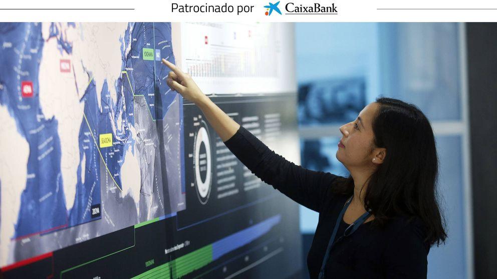 6.500 operaciones por segundo: así trabaja el 'big data' de un banco