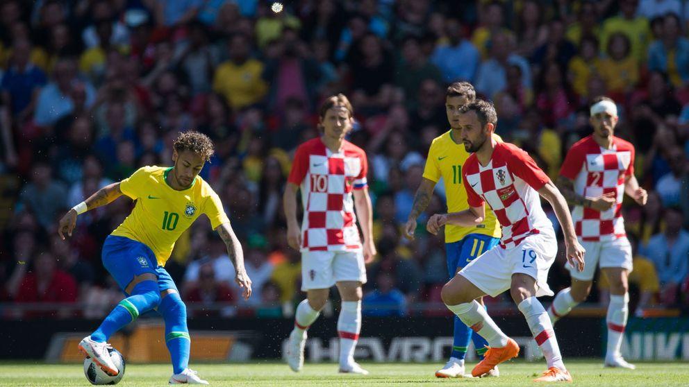 Te esperamos en el Madrid: lo que hay detrás del mensaje de Modric a Neymar