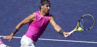 Post de Rafa Nadal tira de épica para superar sus problemas físicos y citarse con Federer