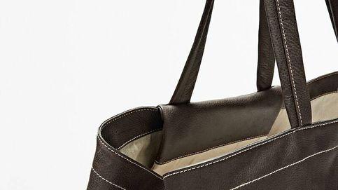 Aterriza en Massimo Dutti el bolso de piel XL que merece tu armario