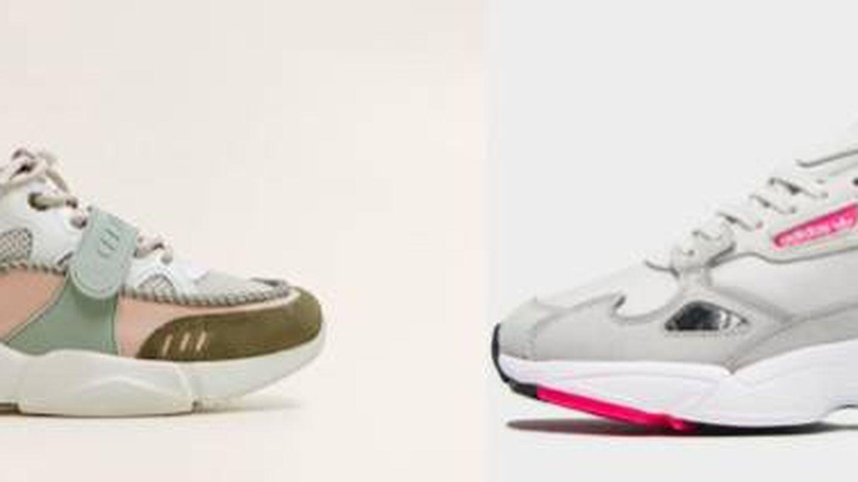 De Mango (49,99 €) y de Adidas (99,95 €)