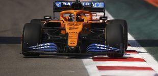 Post de Libres 2: Carlos Sainz se recupera de su accidente y se cuela entre los mejores