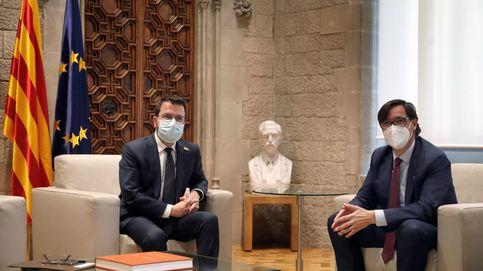 PP y Cs se abren a la mesa catalana que pide el PSC si  se reúne en el Parlament
