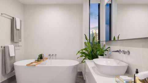 Cinco tips para que tu baño pequeño parezca visualmente más grande
