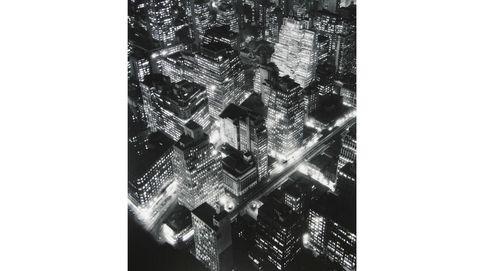 El Nueva York de Berenice Abbott