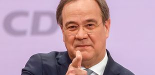 Post de Merkel vuelve a salirse con la suya: la CDU vota por la continuidad y elige a Laschet como nuevo líder