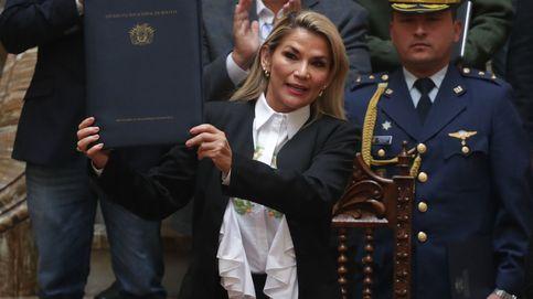 La Fiscalía de Bolivia investiga a Jeanine Áñez por su proclamación presidencial en 2019