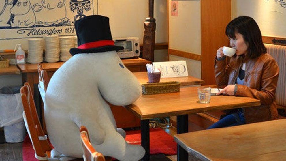 Algo pasa en Japón: esto han ideado para que no te sientas solo