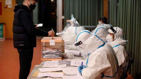 Participación por los suelos al cierre de urnas en Cataluña: solo ha votado el 53,54% de los electores