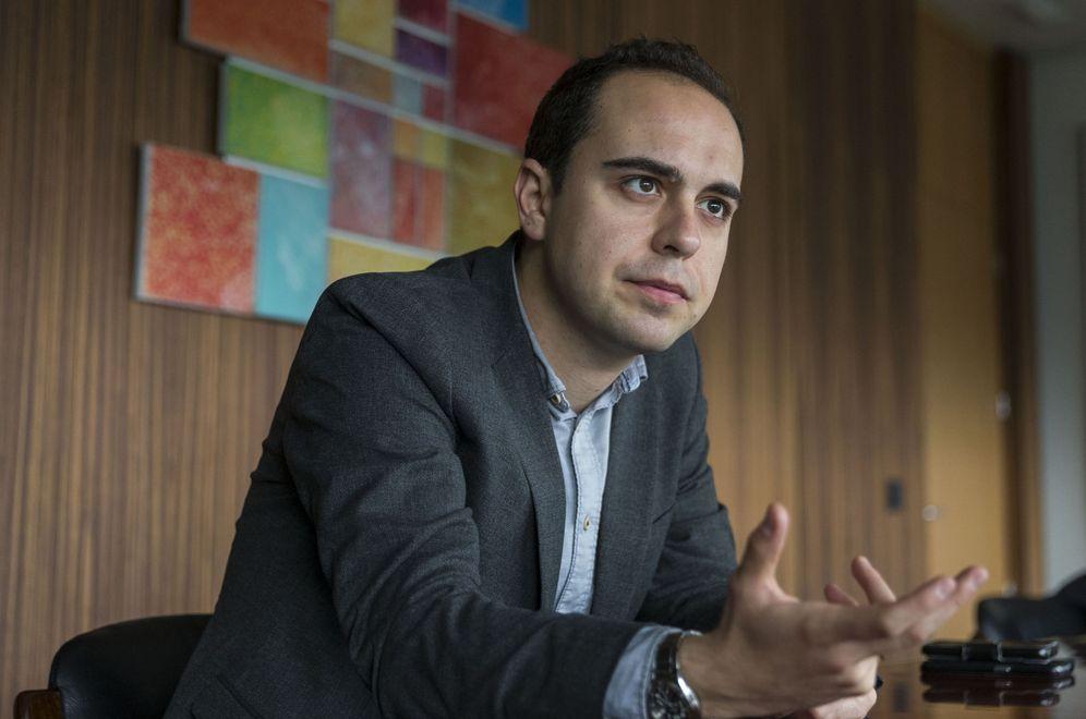 Foto: José Manuel Calvo, concejal de Desarrollo Urbano Sostenible. (EFE)