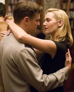 Winslet y DiCaprio, juntos otra vez en 'Revolutionary Road'