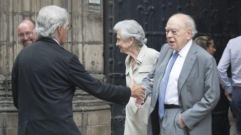 El accidente de Marta Ferrusola, en el peor momento del encierro de Jordi Pujol