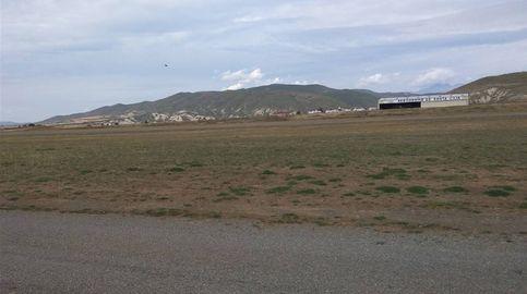 Un herido grave y 10 leves al salirse de la pista un avión militar en Jaca (Huesca)