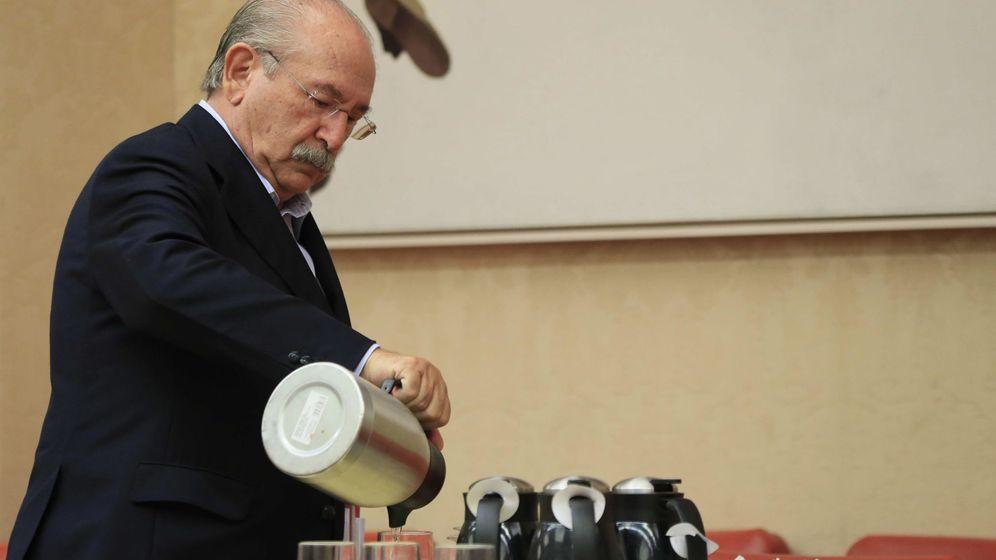 Foto: El expresidente de Sacyr Luis del Rivero. (EFE)
