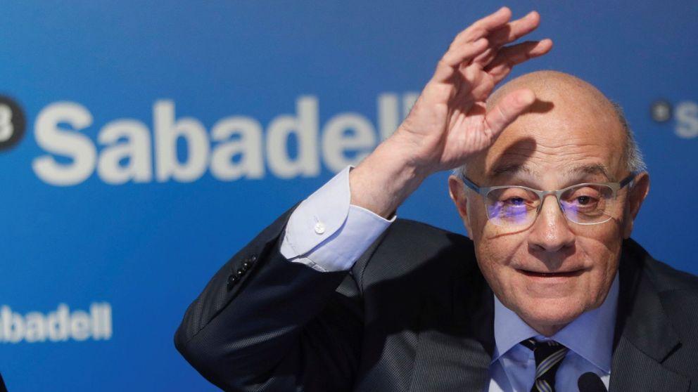 Goldman, Cerberus y Oaktree pujan esta semana por la promotora de Sabadell