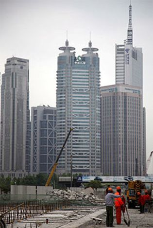 Foto: La familia Cosmen (Alsa) amasa un emergente imperio inmobiliario en China