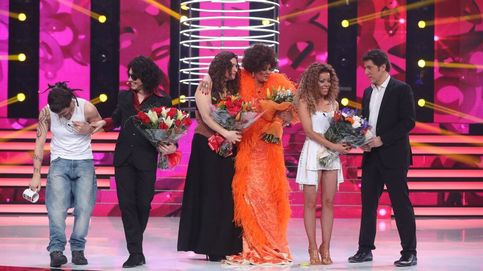 Canco, Rosa, Beatriz Luengo y Lorena se convierten en finalistas de 'TCMS'