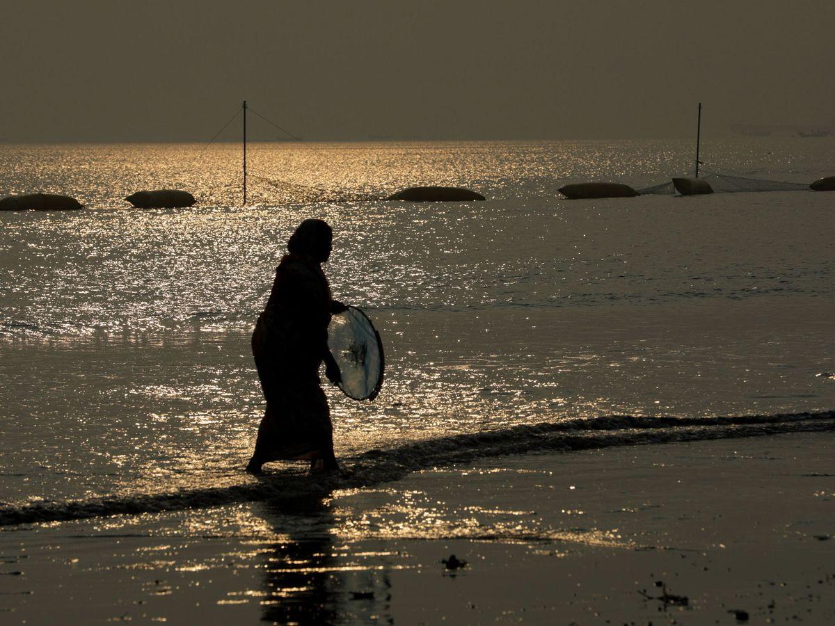 Foto: El río Ganges cuenta con personalidad jurídica propia (EFE)