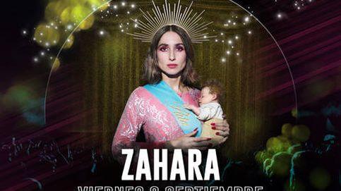 Vox pide la cancelación del concierto de Zahara en Toledo por su ofensivo cartel a la Virgen