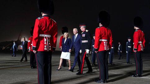 Biden llega a Reino Unido en plena 'guerra de las salchichas' pos Brexit