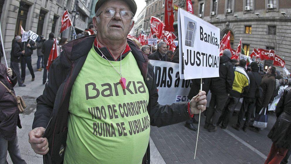 El Supremo acusa a Bankia de engañar a los pequeños inversores con su salida a Bolsa