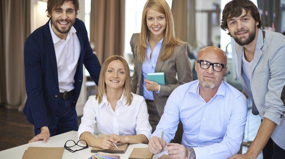 Foto: Saber trabajar en equipo es decisivo para tener éxito. (iStock)