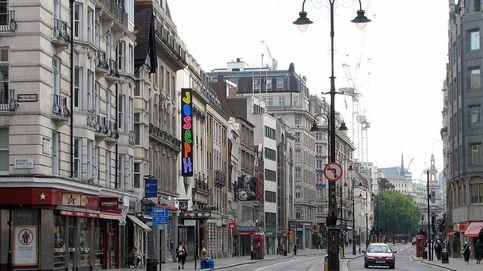 Más de mil evacuados por un escape de gas en el centro de Londres