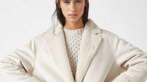 No sabrás qué lado escoger con este increíble (y diferente) abrigo reversible de Pull and Bear