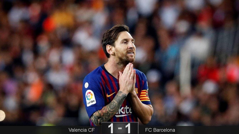 La Liga se iguala por lo bajo mientras Piqué, cada vez más fallón, se pone chulo