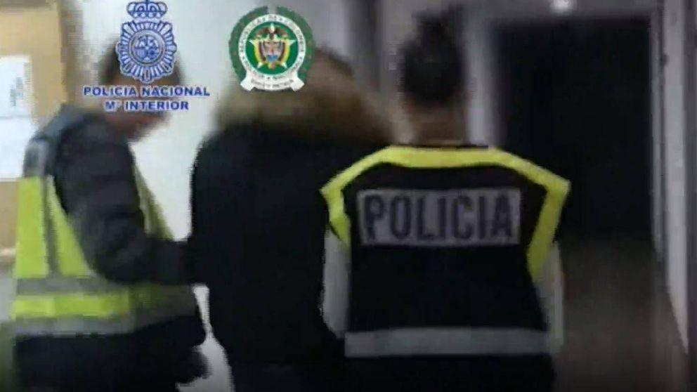Detienen en Madrid a Tintín, un fugitivo de Colombia buscado por 3 homicidios