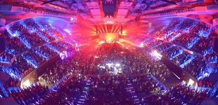 Post de El cantante de 'Dragon Ball', en urgencias tras caer desde el escenario del Wizink Center