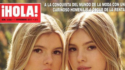 El posado de las hijas de Julio Iglesias y la nueva vida de Kiko Matamoros