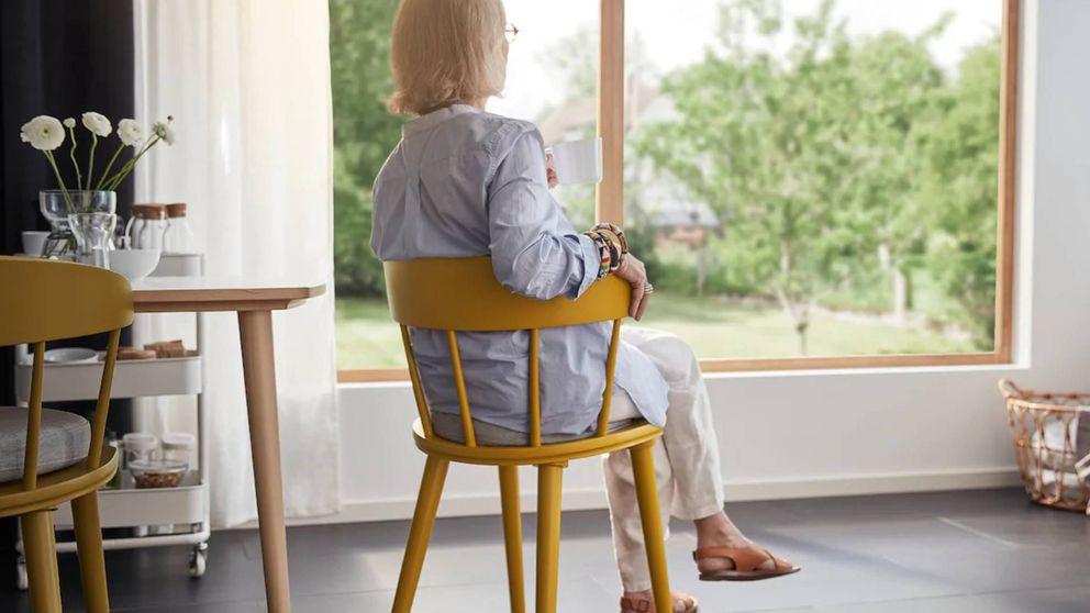 Ikea tiene la silla más cómoda y bonita para tu mesa de comedor