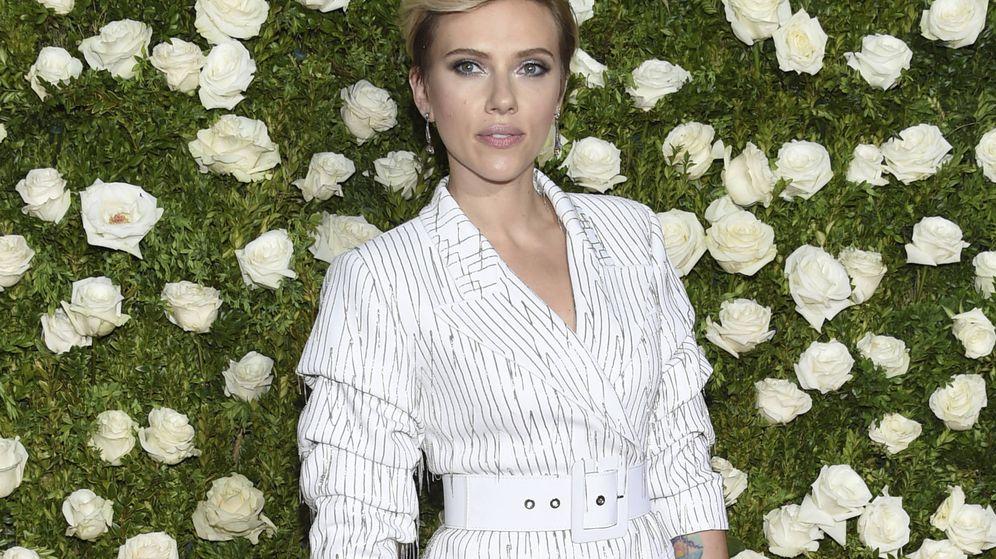 Foto: La actriz Scarlett Johansson en una imagen de archivo. (Gtres)