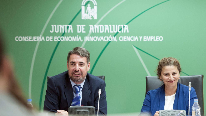 La Junta fulmina a la directora de Minas por la adjudicación de Aznalcóllar