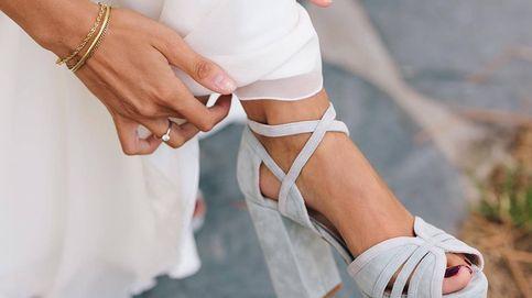 Cinco consejos para elegir los zapatos de novia perfectos