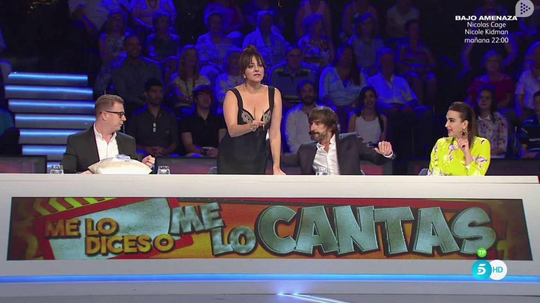 Santi Millán azota a Yolanda Ramos en Telecinco. (Mediaset España)