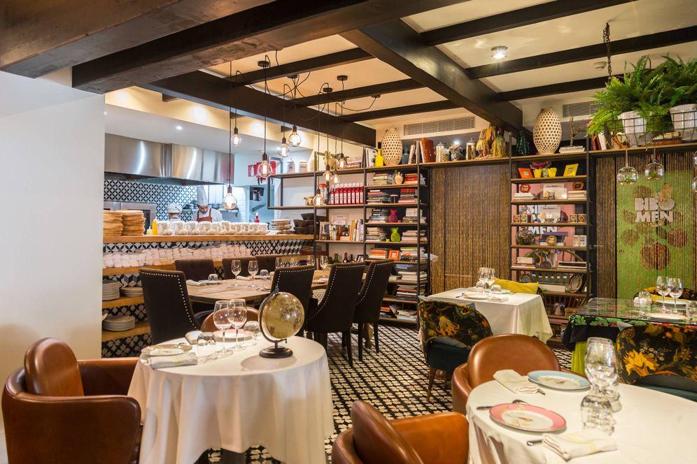 Foto: Ir a comer al Bibo de Dani García en Marbella puede ser un buen plan. (Foto: Cortesía)