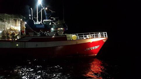 Medios libios acusan al pesquero español de interponerse en el rescate de migrantes