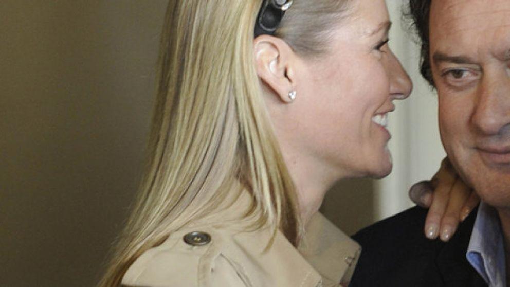 Fiona Ferrer y Jaime Polanco, una separación sin divorcio