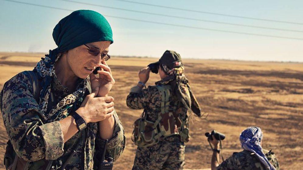 Foto: Una imagen de 'Comandante Arian', la película de Alba Sotorra. (39 Escalones)