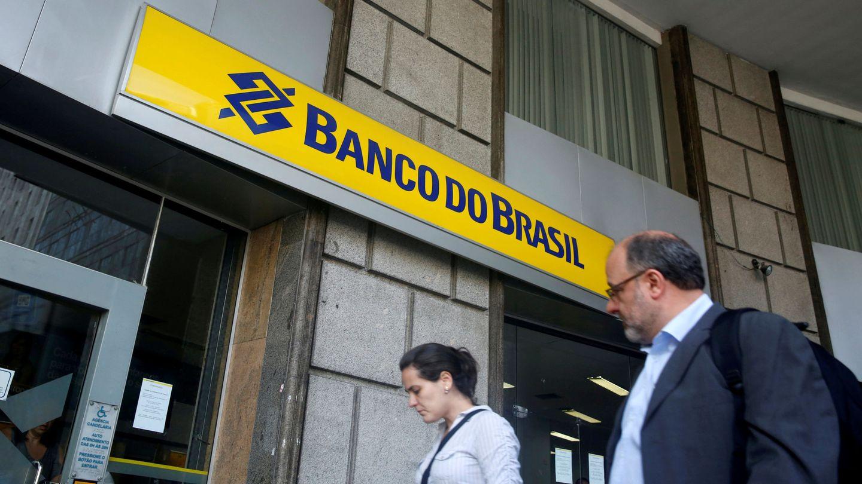 Sucursal del Banco do Brasil en Río de Janeiro. (Reuters)