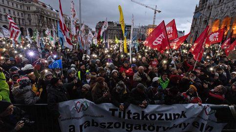 La hora de la verdad para Orbán: media Hungría se moviliza contra la Viktadura