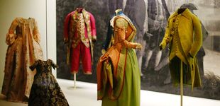 Post de 35º y sin aire acondicionado: el Museo del Traje se ve obligado a cerrar sus puertas