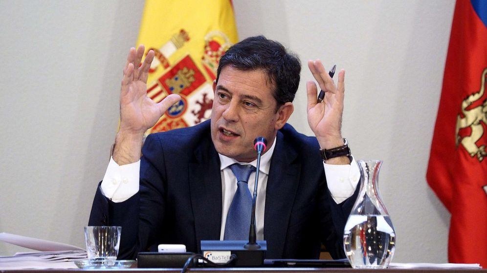 Foto: El secretario general del PSdeG y presidente de la Diputación de Lugo, José Ramón Gómez Besteiro