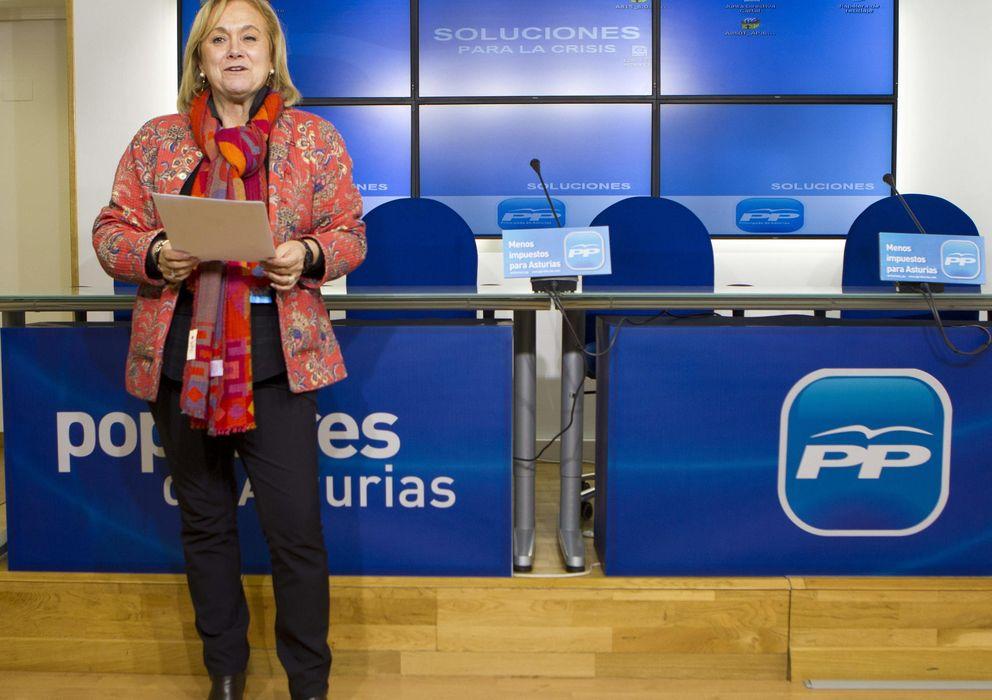 El pp de gij n debate elegir presidente a un condenado por for Oficina de consumo gijon