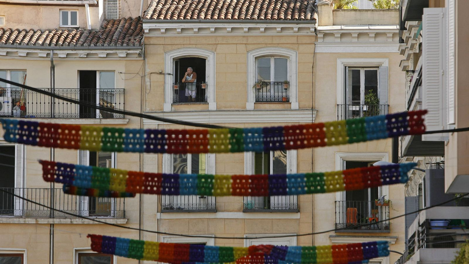 Foto: Barrio de Chueca en Madrid. (Reuters)